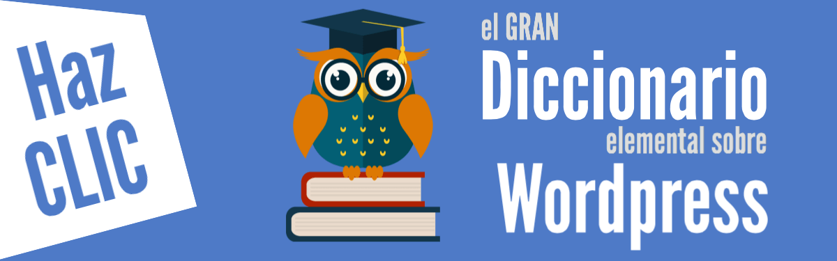 Diccionario WordPress
