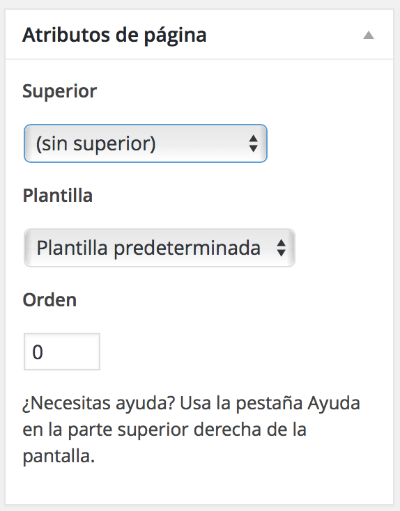 Diferencias entre páginas y entradas en un blog WordPress